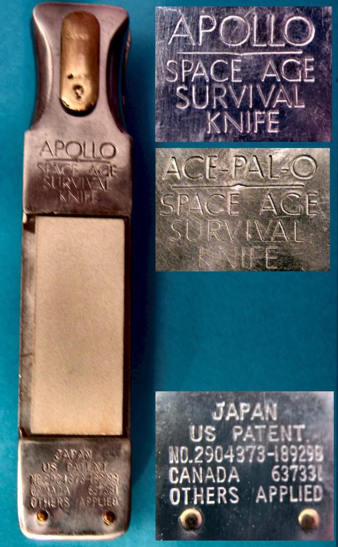 apollo space knife - photo #29